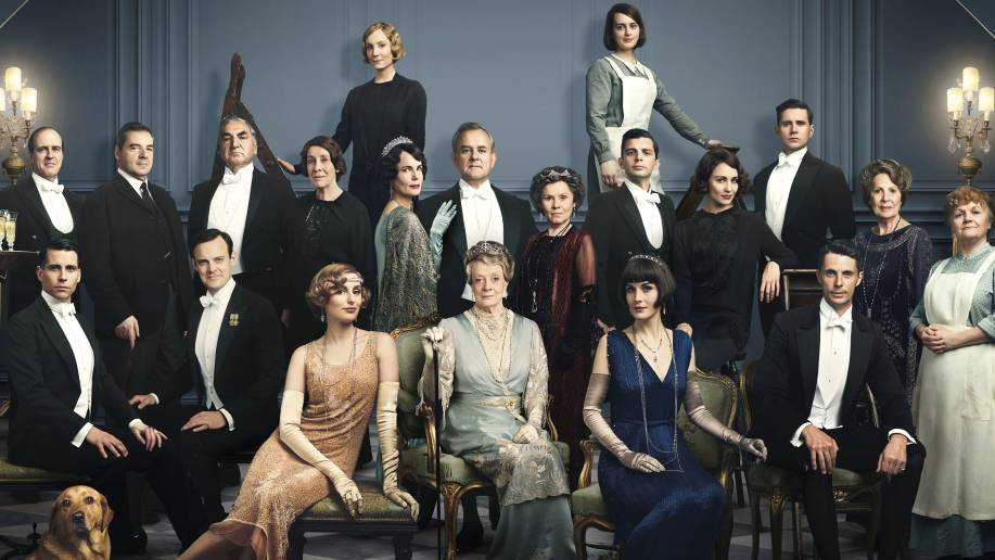Downton Abbey PG